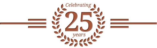 Celebrating 25 years of trading
